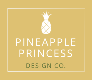 grab button for Pineapple Princess Design Co.