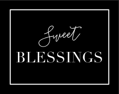 grab button for Sweet Blessings